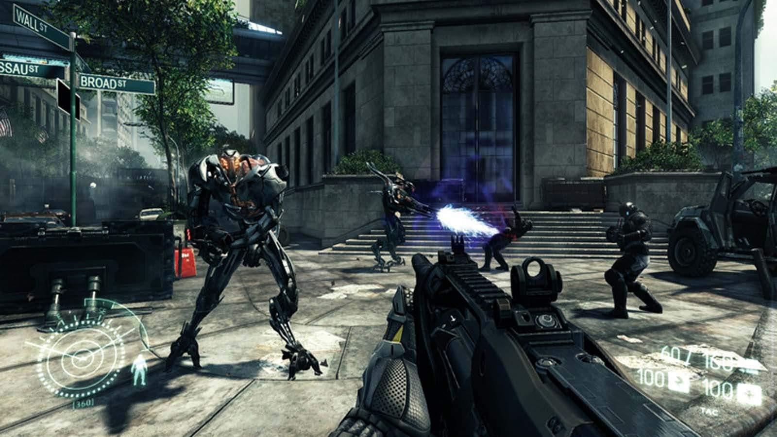 تحميل لعبة Crysis 2 مضغوطة كاملة بروابط مباشرة مجانا