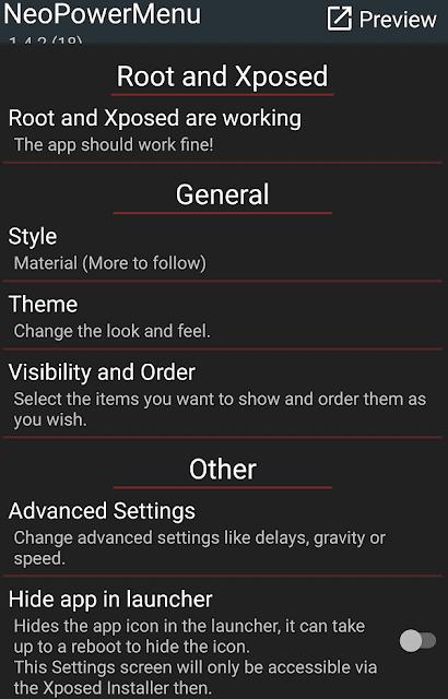 Cara menyesuaikan menu daya Android Anda 7