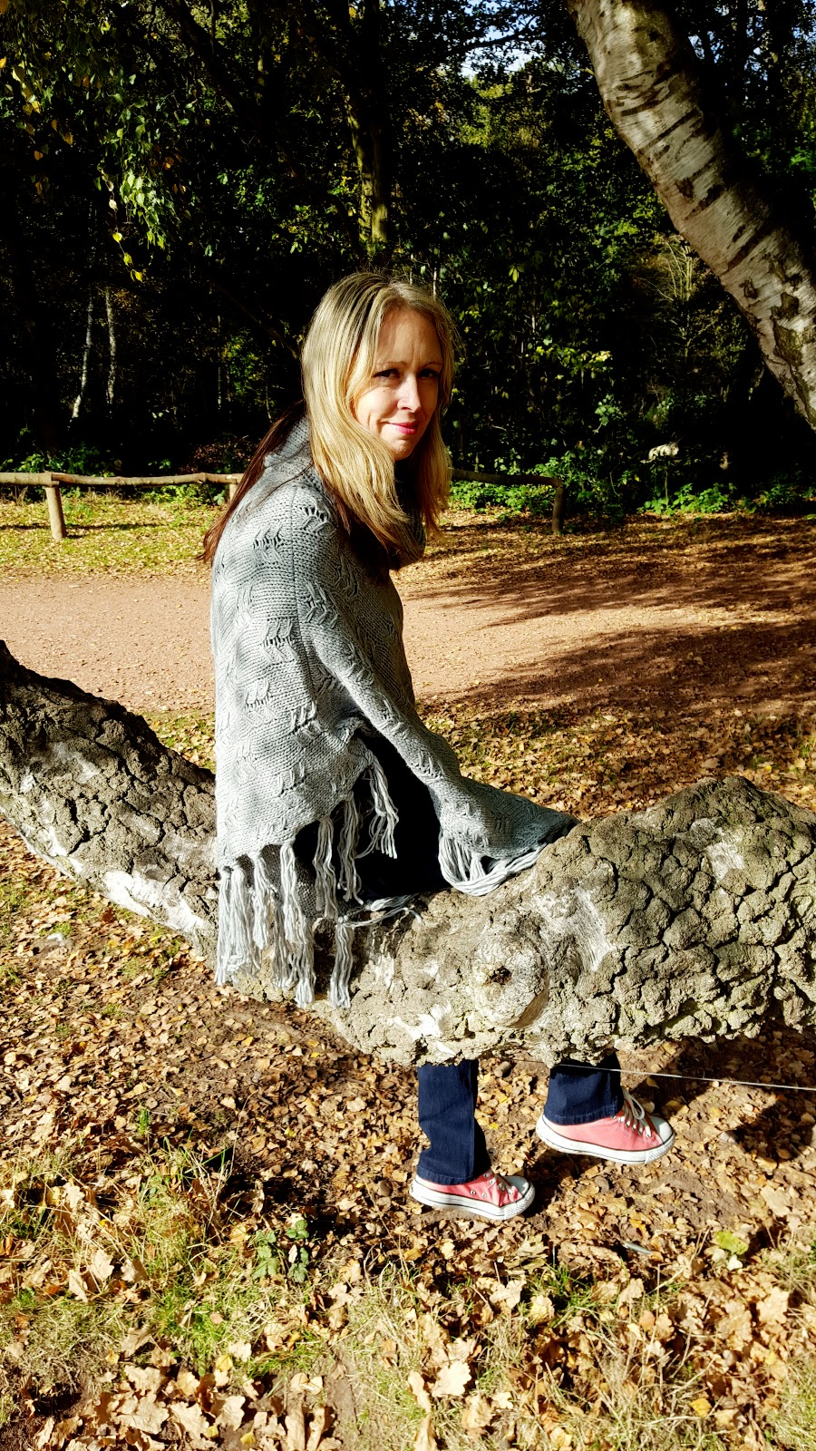 A Walk In Sherwood Forest: What I Wore