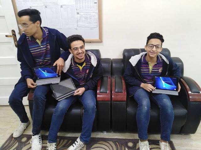 المنظومة التعليمية الحديثة في مدرسة أحمد زويل بمحافظة سوهاج