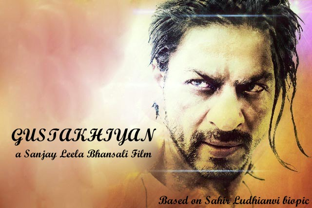 Gustakhiyan Hindi Movie Details, Star Cast, Crew, Trailer