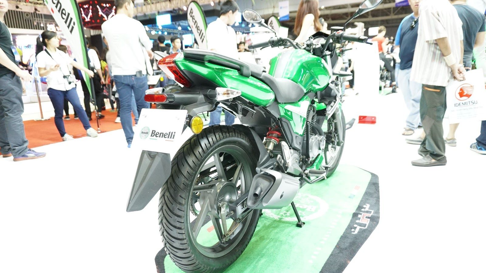 Benelli TNT15