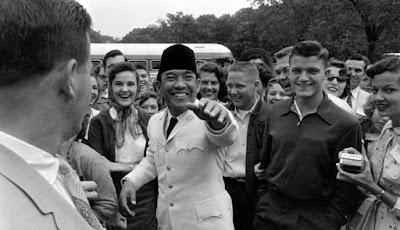 Saat Presiden Sukarno Dianggap Dukun