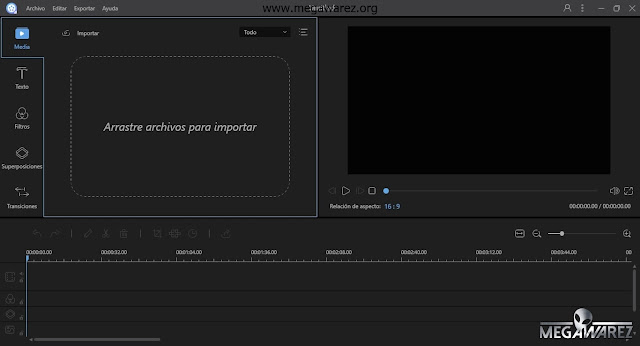 Apowersoft Video Editor 1.1.1 imagenes