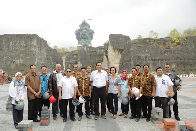 Patung AWK Akan Segera Menjadi Icon Kebanggaan Indonesia