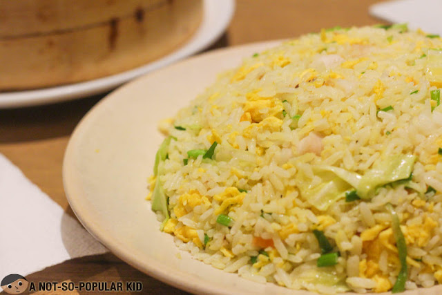 Seafood Rice of Modern Shanghai