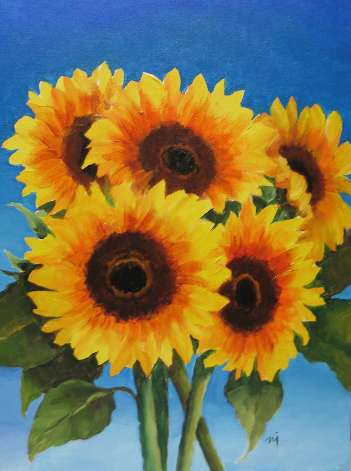 Nel's Everyday Painting: 6/23/13 - 6/30/13