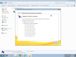Customize Installation Office 2010