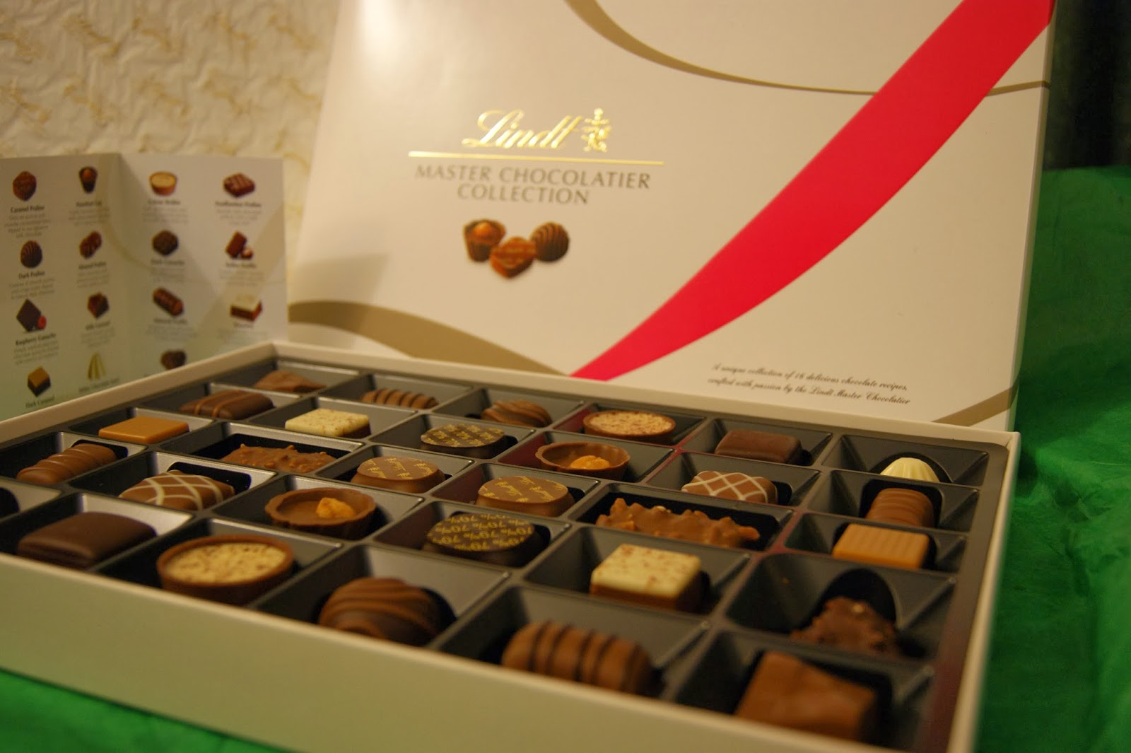 Anne's Kitchen: A Lovely Lindt Christmas Gift For