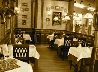 restaurante asturiano comida madrid