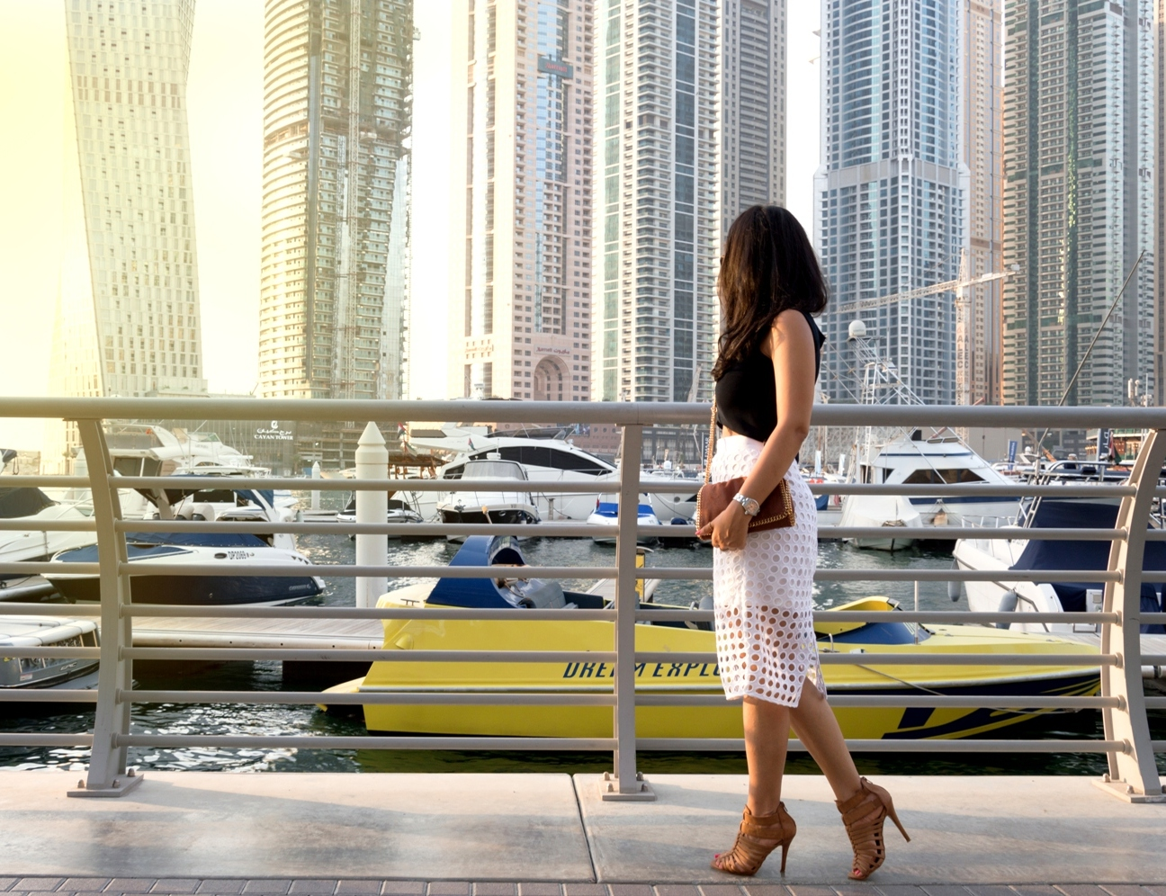 Dubai Marina Guide - Best Vegan Marin - Vegetarian marina, shopping in marina dubai - Vegan fashion - Style Destino