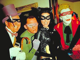 Batman villains tv show