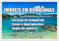 Aluguel, alquiler Bombinhas SC.