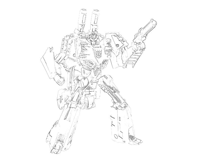 transformers cybertron coloring pages - photo#24