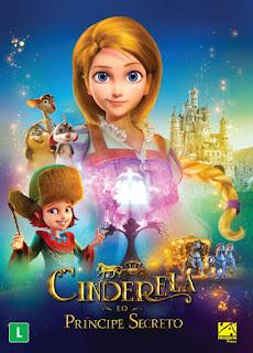 Cinderela e o Príncipe Secreto - DVDRip Dual Áudio