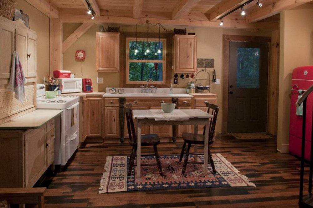 The Little Living Blog Timber Frame Cabin Kits