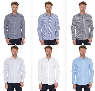 Camisas de Gaspard Yurkievich