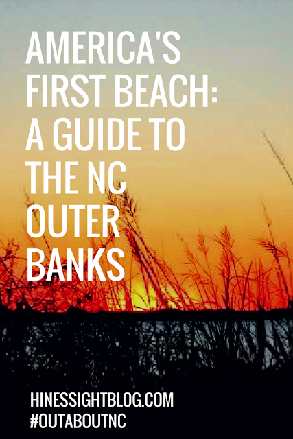 The Outer Banks is North Carolina's most known community of beaches. This guide will give your more insight on  America's First Beach. #OutaboutNC