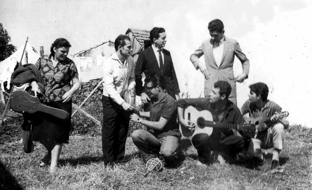 Vila Santa Isabel, Zona Leste de São Paulo, samba, música popular brasileira, bairros de São Paulo, história de São Paulo, Vila Formosa, Vila Carrão