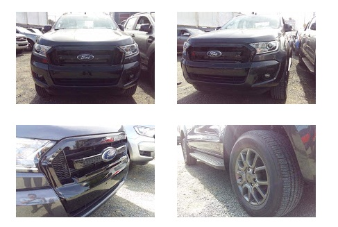 Introduces Ranger FX4 Ford Philippines Quietly