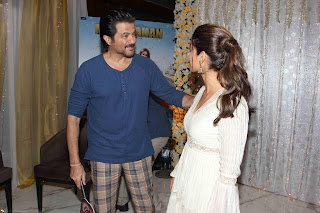 Spotted Anil Kapoor wearing Sunil Mehra trousers