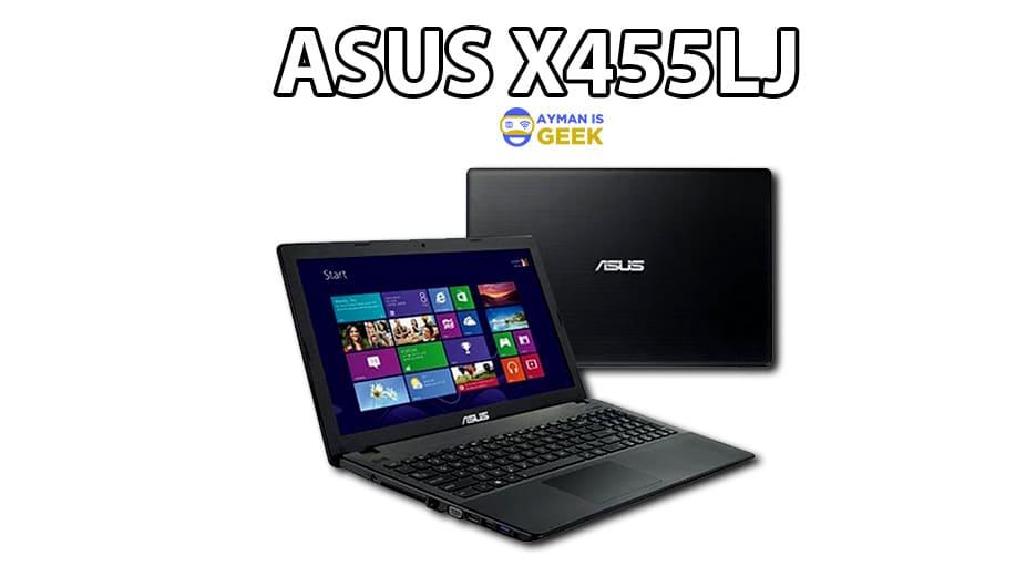 ASUS X455LJ
