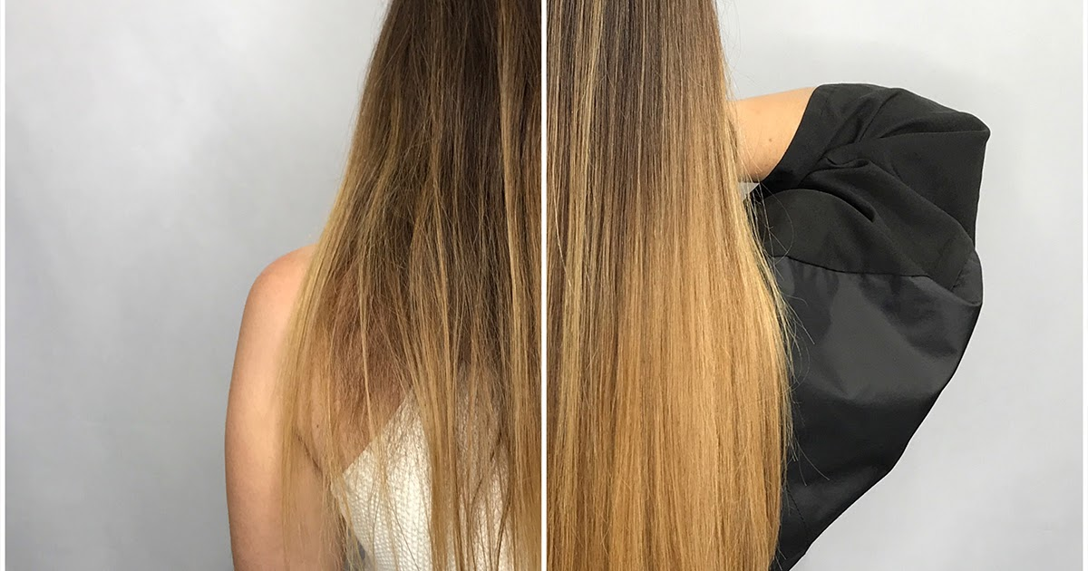 советы по уходы за волосами после наращивания