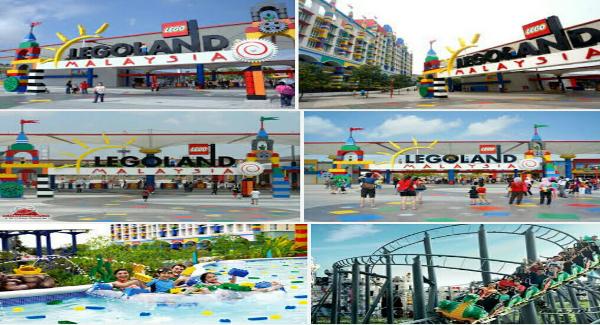 Tempat Wisata Legoland malaysia