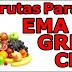 6 Frutas para emagrecer com saúde e gastando pouco
