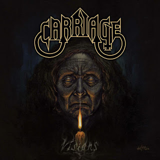 """Το τραγούδι των Carriage """"Primal Ritual"""" από το album """"Visions"""""""