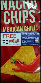Free Paytm Mall Cashback Coupon nacho chips Offer