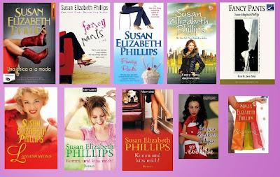 Reseña del libro Una chica a la moda, de Susan Elizabeth Phillips.