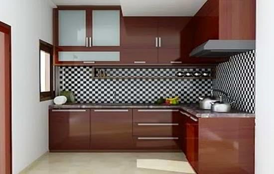 Dapur Minimalis Kecil dan Mungil