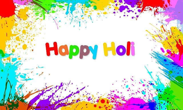 Happy Holi Love HD Wallpaper