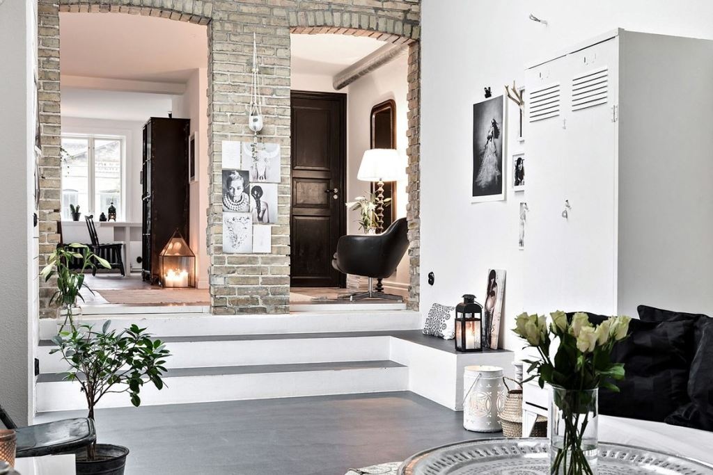 A Swedish Country House With A Blend Of Rustic And Modern Charm