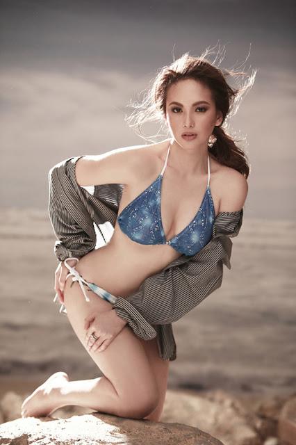 Hot girls Ellen Ardana sexy Philippine model