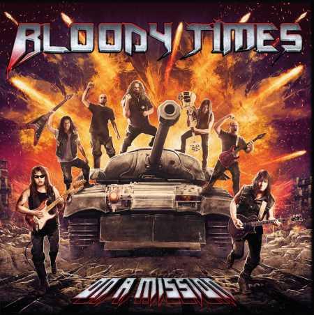 """BLOODY TIMES: Το lyric video του """"Die In A Hole"""""""