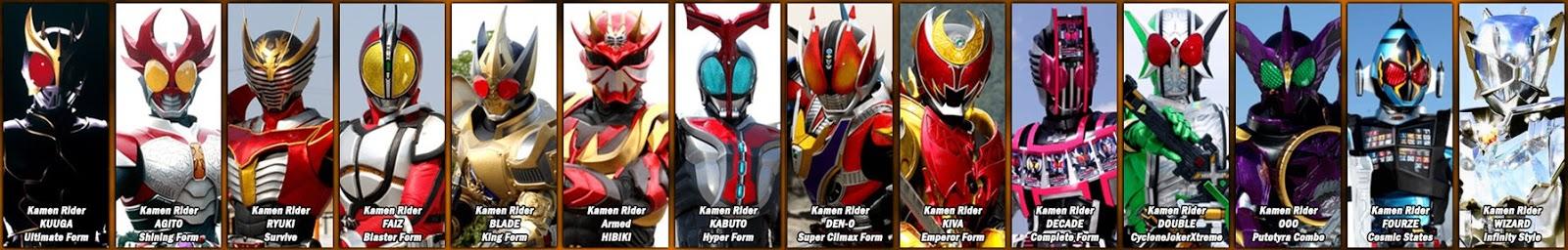 Download Chouseishin Gransazer Episode - Kamen Rider Episode
