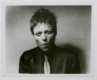 Laurie Anderson - Electronic Ladies - Women in Electronic Music