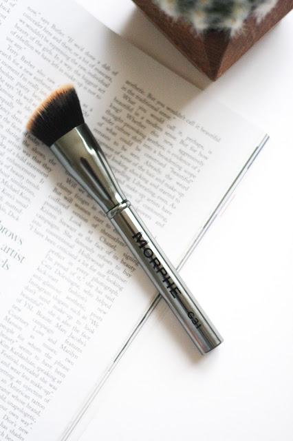 Morphe, buffing foundation brush, make up tools