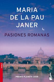 El libro del mes: Pasiones Romanas