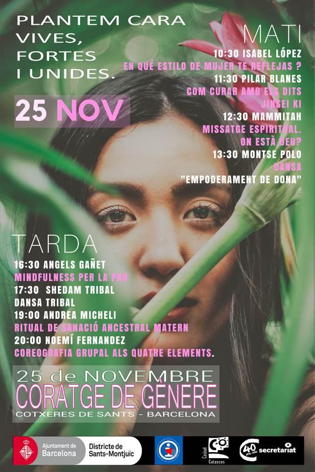 Coratge de gènere, Organiza deixalatevaempremta.org