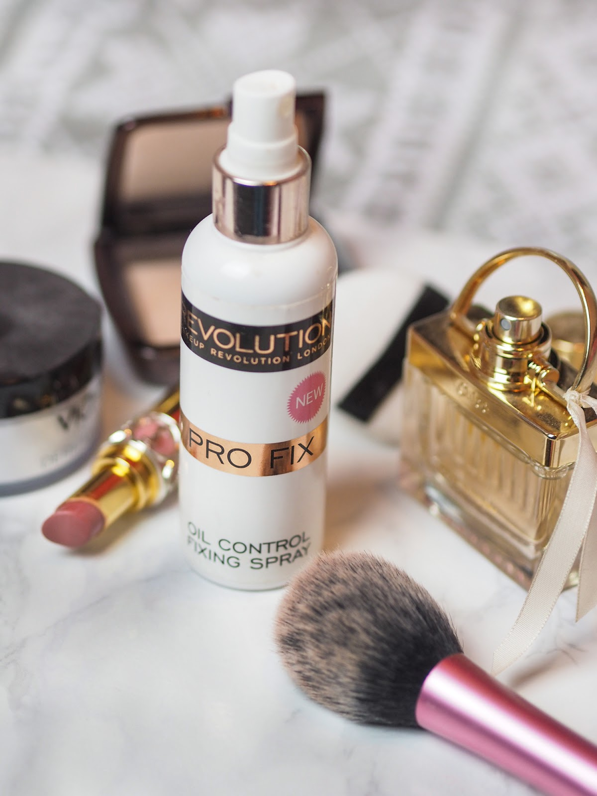 5 ways to set your makeup setting spray makeup revolution