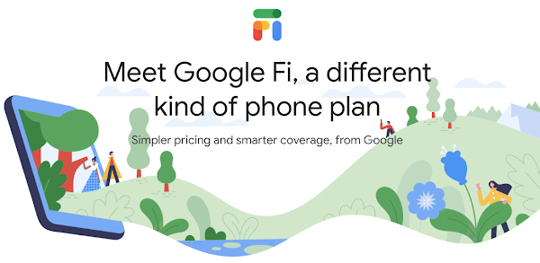 Rebranded 'Google Fi' now supports iPhones and most Androids