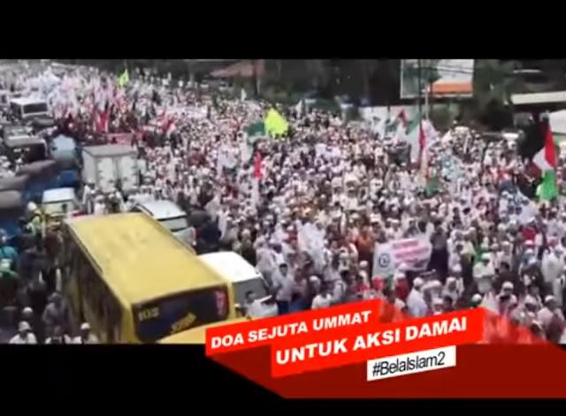 Doa aksi bela Islam