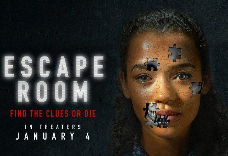فيلم الرعب غرفة الهروب Escape Room 2019