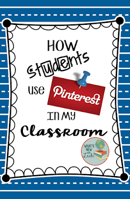 Your students can use Pinterest in the classroom! Wait...come again? That's right! In this blog post, I explain an extra credit activity that I've created for my high school students where they can use Pinterest to further expand upon their learning on our in-class topics. Learn more about how I make this work for my students inside this post about how students use Pinterest in my classroom.