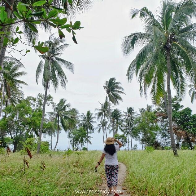 liburan ke pulau tidung tanpa travel agent