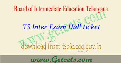 TS inter practical hall ticket 2021 download, time table @tsbie
