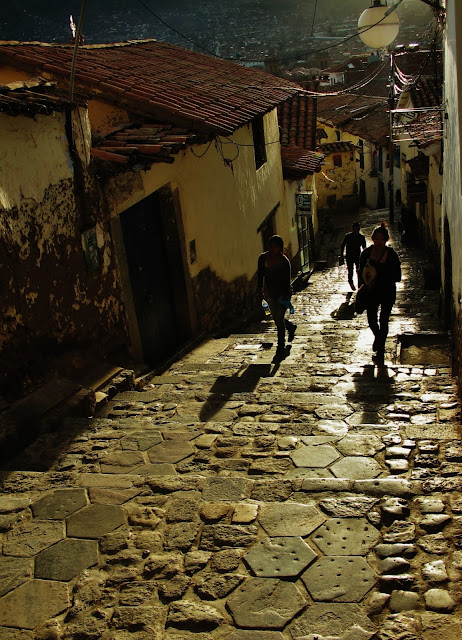 San Blas, bairro de Cusco, no Peru.